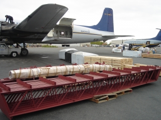 Supplies in Anchorage