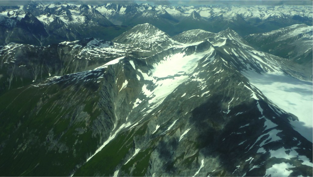 Flying Through Mountains -1