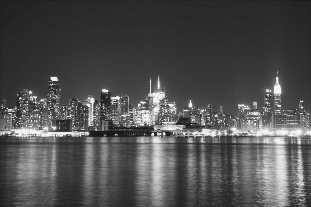 City Skyline Night
