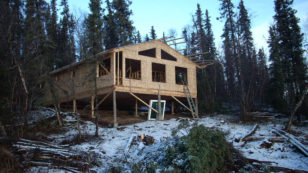 Remote Cabin Building Joy Studio Design Gallery Best